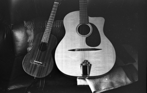ukelele & guitar 2014