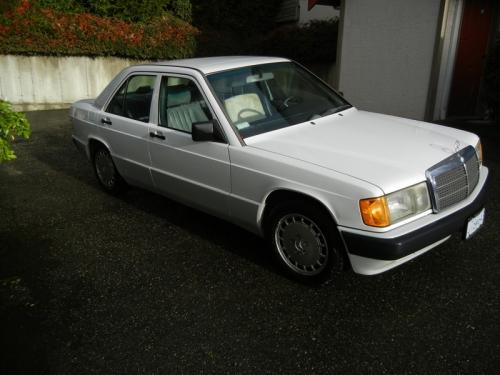 1990 Baby Benz