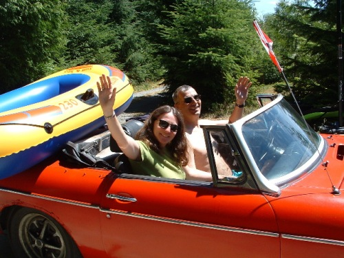 have fun in your 1973 MGB