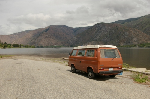 1980 VW Westfalia