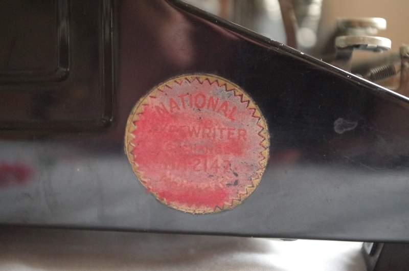 """""""National Typewriter Exchange Montreal"""""""
