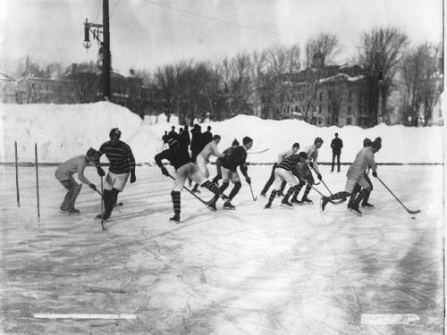 hockey - it's so predictable