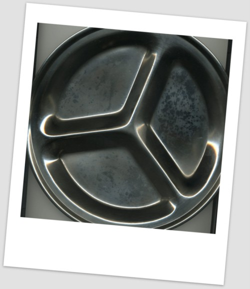a steel plate