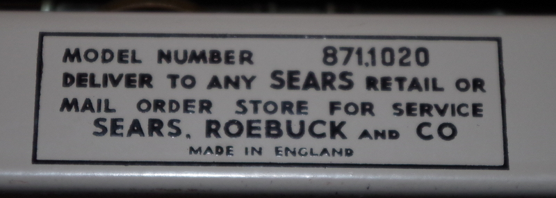 Does Sears still fix 50 year old typewriters?
