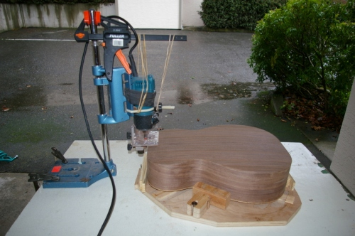 binding cutting jig