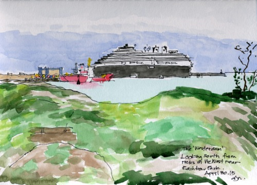 seaview sketch 1