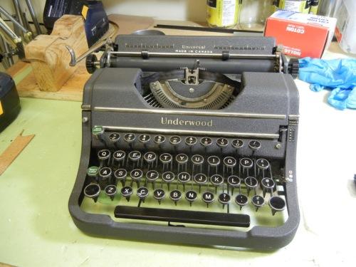 1939 Underwood Universal