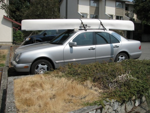 have canoe, will travel