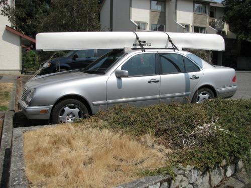 have canoe, will travel