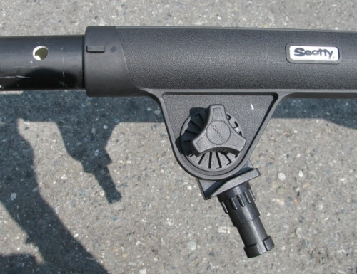 adjustable rod holder