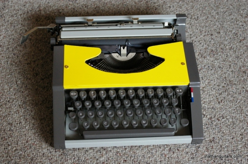 Olivetti Tropic- modded