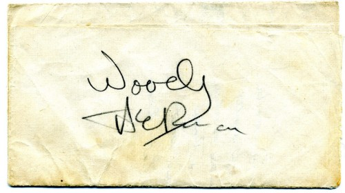 1-woody-herman-autograph