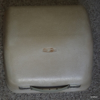 clamshell lid