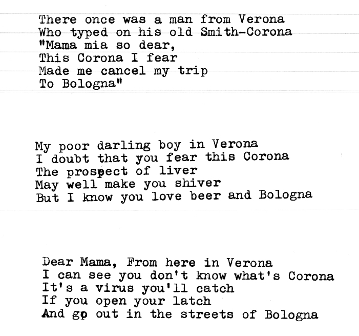 There once was a man from Verona001